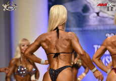 2018 World Master - Bikinifitness over 45y