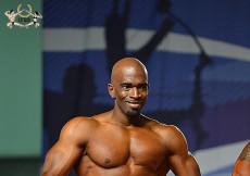 2014 AC USA Mens Physique prejudging and final