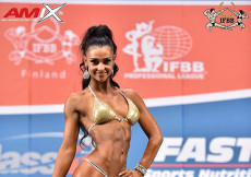 2014 Wilkins Championships - Final Bikini 163cm