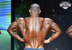 2021 Siberian Bodybuilding 95kg