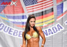 2014 Montreal - Final, Bikini 163cm