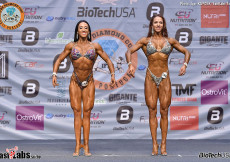 2017 Diamond Portugal - Bodyfitness OVERALL