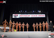 2016 Mozolani Cup - bodyfitness 163cm