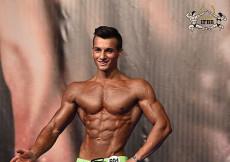 2015 EBFF Championships - Junior Mens Physique 175cm