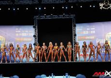 2014 Grand Prix Fitness House - Bikini 166cm, SEMIFINAL