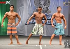 2014 World Championships Mexico - Junior MPh 170cm