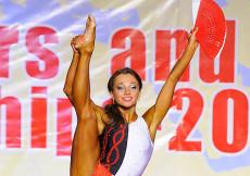 Fitness juniorov MS2013
