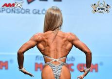 2018 World Fitness - Bodyfitness 158cm