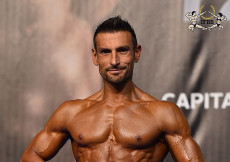 2015 EBFF Championships - Master Mens Physique