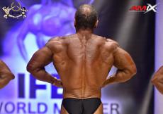 2019 World Master BB plus 55y 90kg