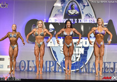 2017 Olympia Spain - Bodyfitness OVERALL
