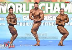2020 World, Saturday - Bodybuilding Overall