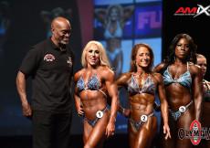 2014 Las Vegas - W Physique Olympia, semifinále