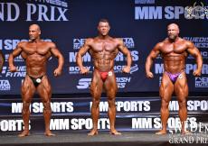 2015 Sweden GP - Bodybuilding over 90kg final