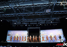 2014 Grand Prix Fitness House - Bikini 169cm, SEMIFINAL
