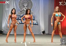 2014 World Championships Mexico - Bikini Juniors Overall