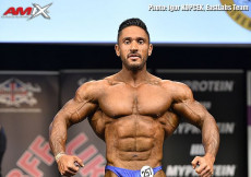 2016 Diamond Liverpool - Bodybuilding 80kg