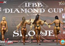2019 Diamond Skopje - Bikini OVERALL