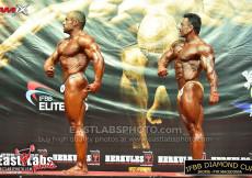 2018 Macedonia - Masters Bodybuilding OVERALL