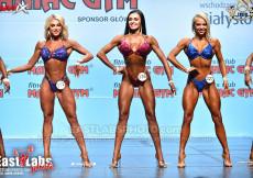 2018 World Fitness - Bikini Overall