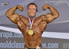 2017 ACE - Bodybuilding 90kg
