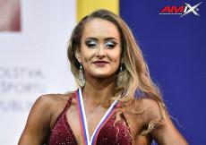 2018 Dubnica - fitness junioriek
