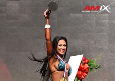2014 Las Vegas - Bikini Olympia, finále