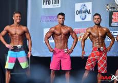 2015 EBFF Championships - Mens Physique 174cm