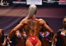 2017 World Womens - Bodyfitness 168cm