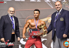 2019 Diamond Skopje - Mens Physique OVERALL