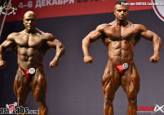 2015 Olympia Am Moscow - BB 100kg Final
