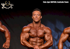 2015 Olympia Europe - BB over 100kg