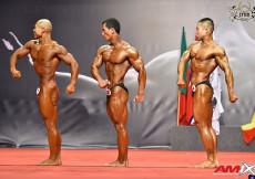 2014 World Classic, Alicante - Finale 168cm