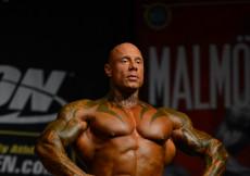 2014 Sweden Grand Prix - kulturistika nad 90kg
