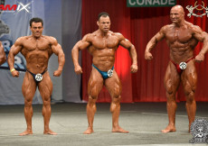 2014 World Championships Mexico - Masters BB Overall