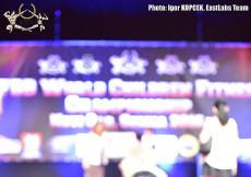 2016 IFBB World Children Champ - Backstage