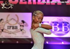 2016 IFBB World Children Champ - Girls 10-11y