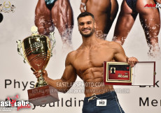 2020 FMC - Men's Physique Overall