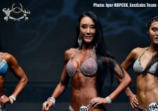 2015 Olympia Asia - Bikini 166cm