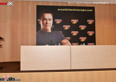 2016 Arnold Europe - Arnold Schwarzenegger