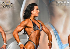 2018 European - Saturday, Womens Physique