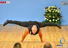 1st European Games BAKU - Women´s and Men´s Fitness, Routines