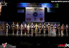 2008 Majstrovstvá Slovenska, detské fitness