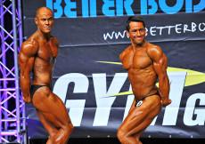 BB mužov 70kg SN2013