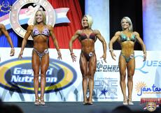 2014 AC USA Bodyfitness prejudging