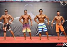 2014 World Classic - prejudging mens physique