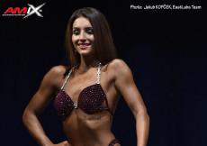 2017 AMIX Cup - Bikini Juniorky nad 166cm