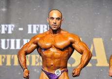 2014 Majstrovstvá Európy, kulturistika do 100kg