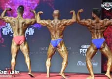 2021 Siberian Bodybuilding 80kg