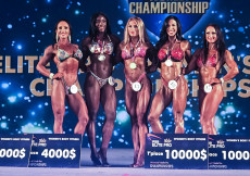 2018 IFBB Elite World Championships - Ženy